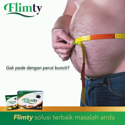 Flimty Mengecilkan Perut Buncit